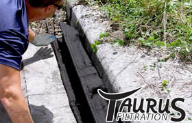 Stormwater BMPs reduce turbidity