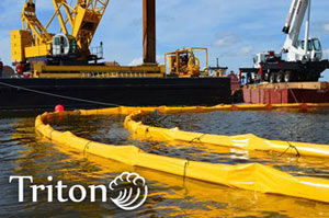 silt barrier for dredging