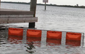 floating debris barriers