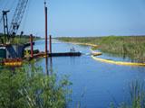 oil containment booms