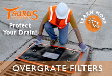 Over Grate Drain Filters