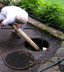 Round Grate Drain Cover Removal