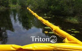 choosing the right turbidity barrier for your site conditions is important