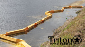 Triton Type 1 Turbidity Barrier